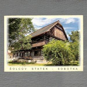 Sobotka - Šolcův statek - pohled C6