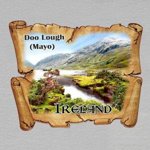 IRSKO - Magnet pergamen - Doo Lough